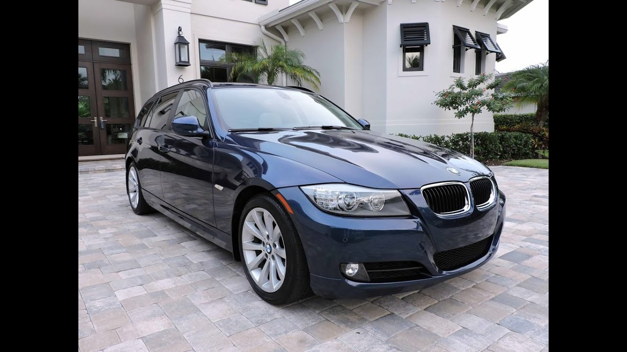 2011 bmw 328i sport wagon for sale by auto europa naples. Black Bedroom Furniture Sets. Home Design Ideas