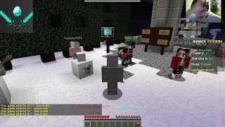 Skin Trolling on Hypixel with ReesesPuffles