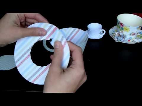 How To Make A Cricut Teacup