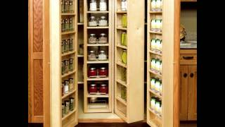Wood Swinger Pantry