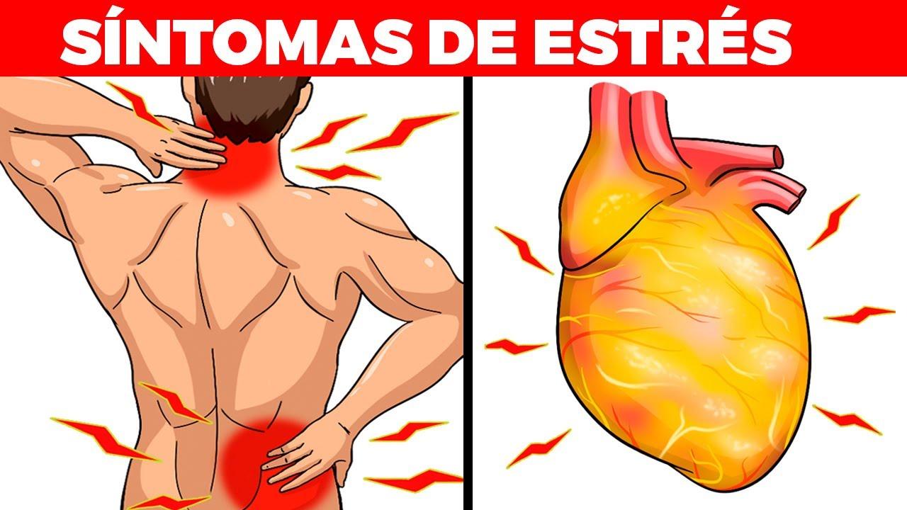 13 síntomas de estrés crónico en tu cuerpo y cómo remediarlo