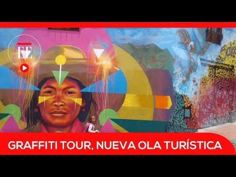 Grafiti tour: el boom del turismo cultural en Bogotá | El Espectador
