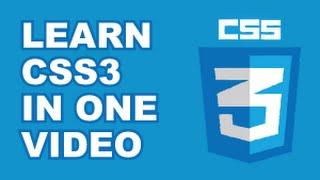 CSS3 Tutorial