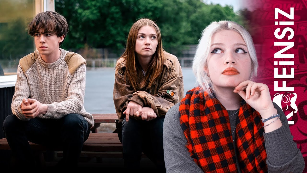 The End Of The F ** King World Schauspieler