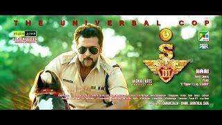 singam 3 teaser review and reactions   surya anushka shruthi hassan   s3 trailer