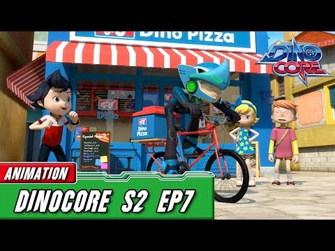 [DinoCore] Official | S02 EP07 | Best Animation for Kids | TUBA n