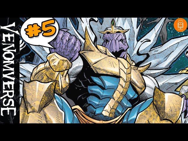 The Poisoned Titan - Venomverse #5 FINAL ISSUE
