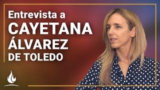 Entrevista a Cayetana Álvarez de Toledo