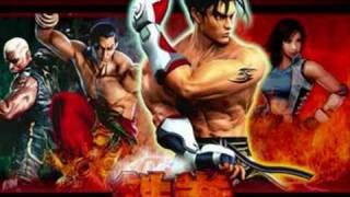 Tekken 5 Soundtrack - Ground Zero Funk