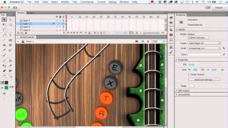 How to Draw Pinball Game Art pt10 - Rails 2