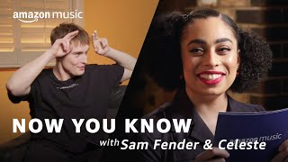 Gambar cover Sam Fender and Celeste | Now You Know | Amazon Music