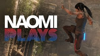 Naomi Faces One of Her Greatest Fears In Rise of the Tomb Raider - IGN Plays Live