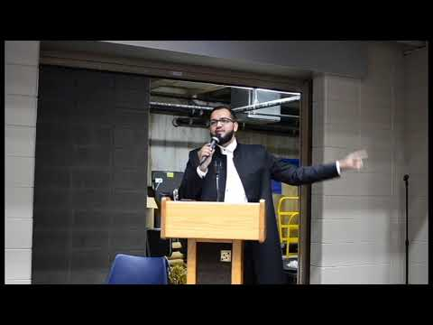 Hope and Healing | Nihal Khan | Eid al Fitr Khutbah 2017