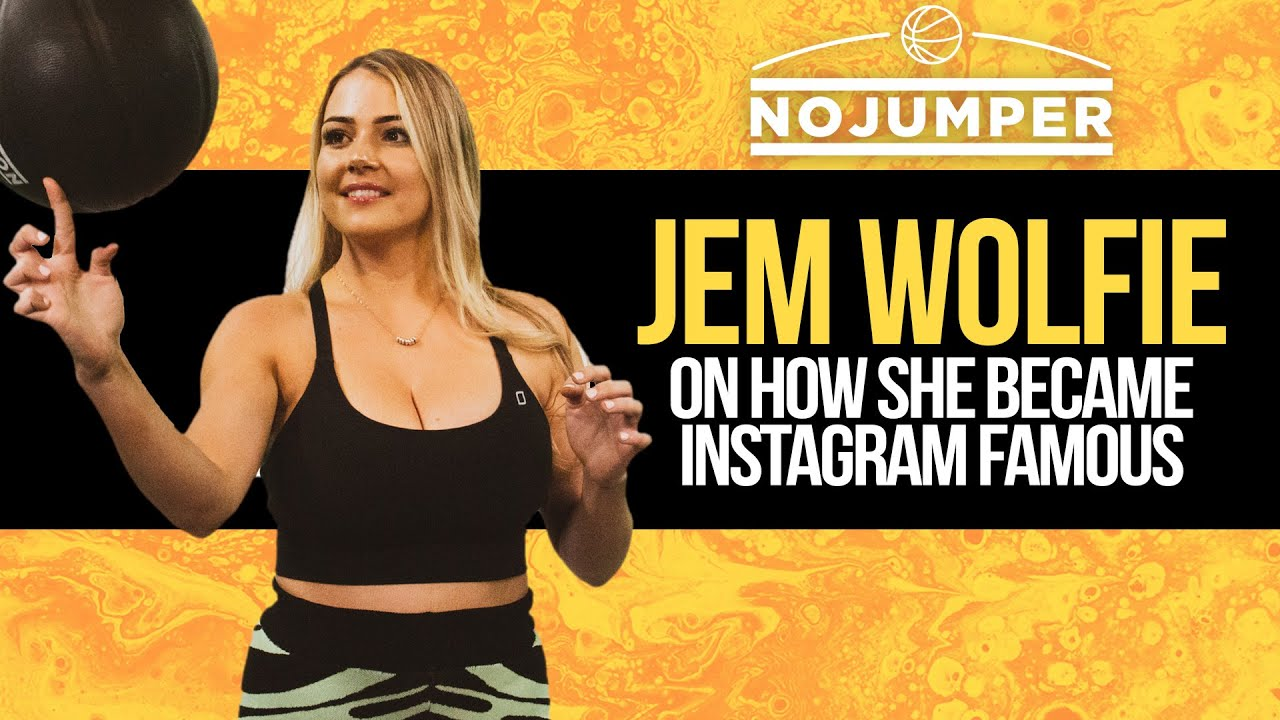 Instagram jem wolfie Jem Wolfie