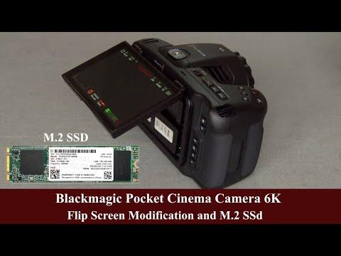 Blackmagic Forum View Topic Tilta Bmpcc 6k 4k Screen Modification
