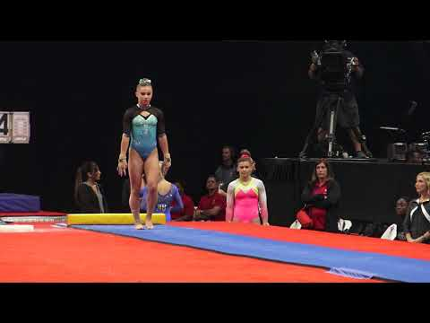 Ragan Smith - Vault – 2018 U.S. Gymnastics Championships – Senior Women Day 1
