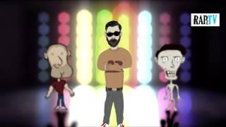 Sido feat. Bass Sultan Hengzt - Nicht mit mir (Cartoon Video)
