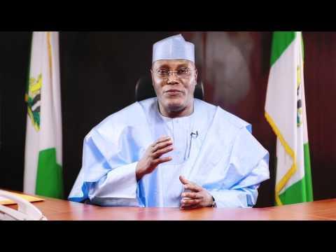Atiku Abubakar Running for President in Nigeria in 2011 (Official Video)