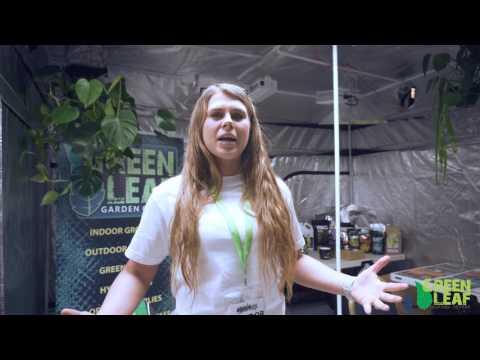 THC FAIR BEND OREGON 2017 | GREEN LEAF GARDEN CENTER | GLGCTV