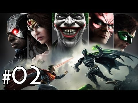 "INJUSTICE Gods Among Us - Capítulo 2 ""Green Lantern"" [Xbox360 | Ps3]"