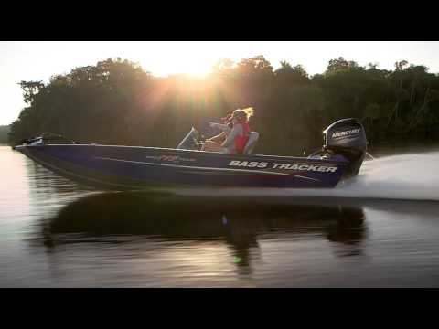 TRACKER Boats: 2015 Bass And Panfish Mod V Fishing Boats Overview
