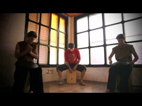 Hiday Liberman - 1TONE tongue drum and cajon