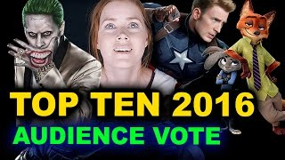 Top Ten Movies 2016