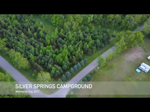 Silver Springs Campground 2017