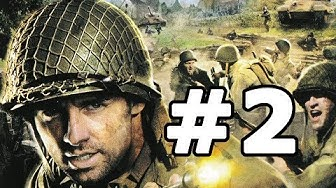 Call of Duty 3 Walkthrough Part 2 - No Commentary Playthrough (PS3/Xbox 360/PS2)