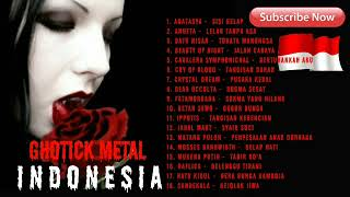Kumpulan Single Lagu Gothic Black Metal Indonesia Terbaik