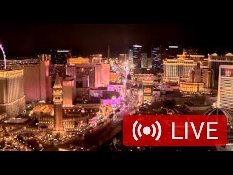 🔴 Las Vegas Live HD CAM - Treasure Island View USA