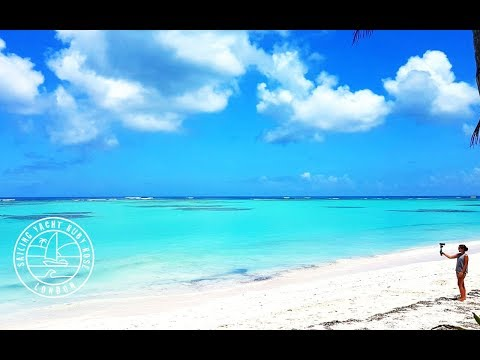 Is this the most beautiful island in the Caribbean? (Sailing