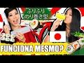 SERÁ QUE OS PRODUTOS DO JAPÃO FUNCIONAM? (Daiso) #2 | Blog Das Irmãs