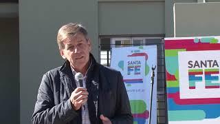 La provincia entregó viviendas a familias de la ciudad de Santa Fe