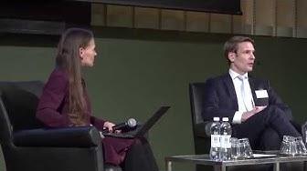 Pörssi-ilta 25.11.2019: Talous- ja rahoitusjohtaja Jukka Erlund, Kesko Oyj