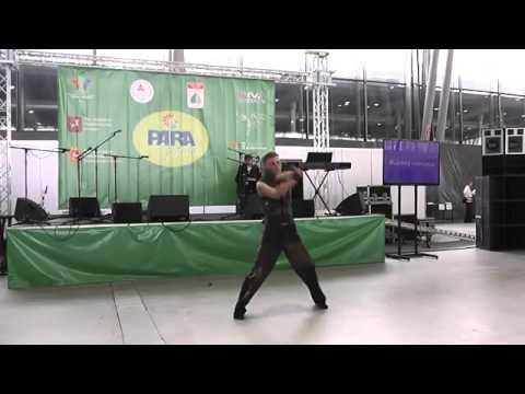 Африканский танец (Парафест 2014)