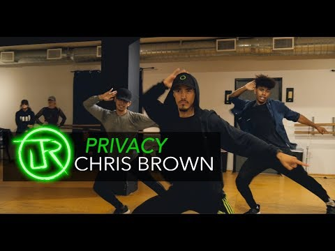 CHRIS BROWN • Privacy • CLASS FOOTAGE [Joel FR Choreography]