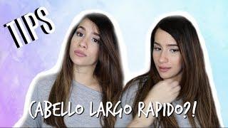 PELO LARGO Y SEDOSO, CUIDADO DE MI CABELLO, PRODUCTOS Y TIPS | HEY