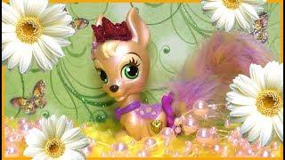 Игры В Куклы Открываем Питомца Куклы Принцессы Диснея Мультик Про Игрушки и Куклы