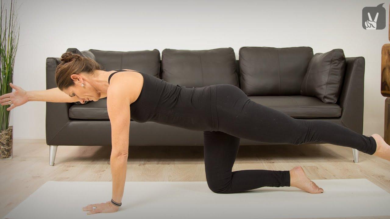 balance at work bungen f r einen gesunden bauch und einen starken r cken youtube. Black Bedroom Furniture Sets. Home Design Ideas