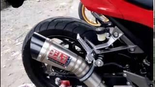 Download Video Suara Ninja 250cc Dengan Knalpot Yoshimura Limited Edition MP3 3GP MP4