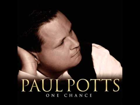 Paul potts the music of the night