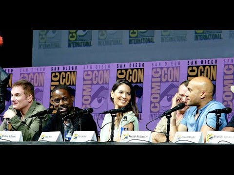 Predator Movie Full SDCC Panel - Majestic Entertainment News Coverage