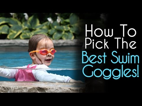 dee5408c65eb How To Choose Swim Goggles - Best Swim Goggles for Swimming! - YouTube