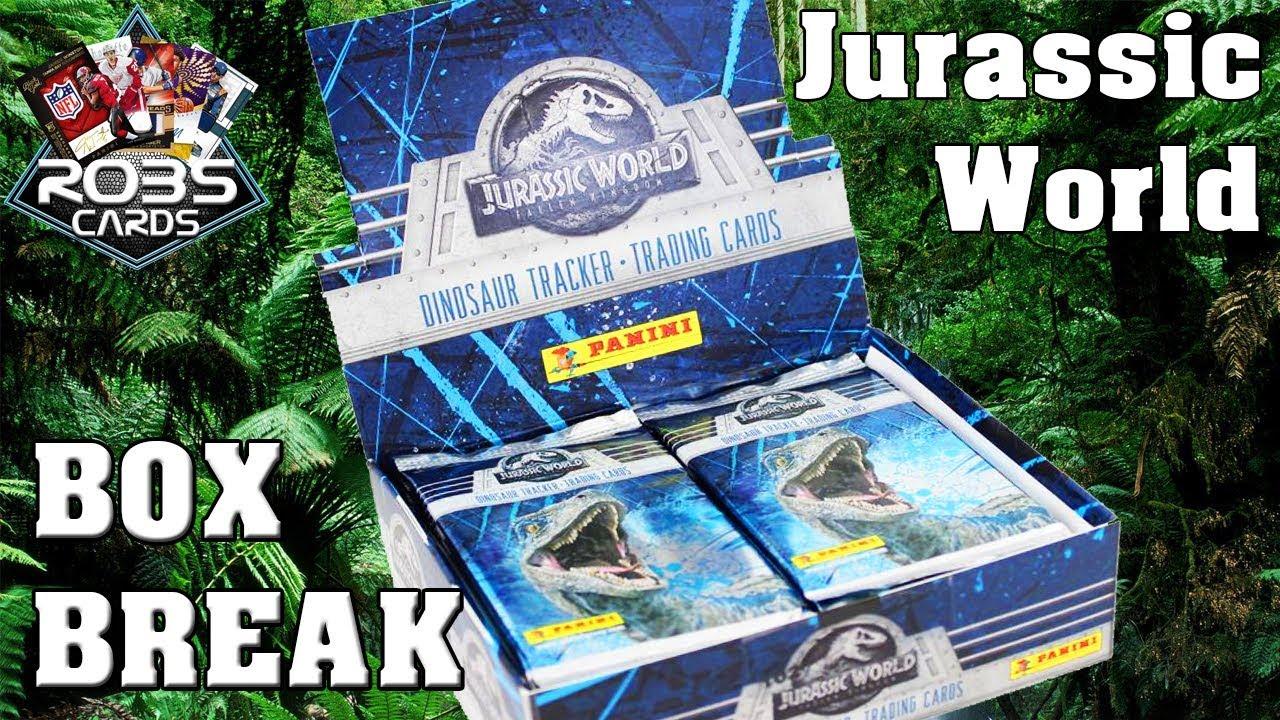PANINI-Jurassic World-sammelsticker 41