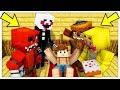 LUCA È STATO RAPITO DAGLI ANIMATRONICS! - Minecraft ITA