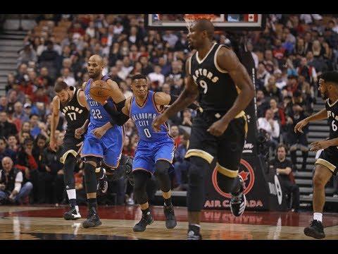 Top 10 Assists of the Year: 2016-2017 NBA Regular Season