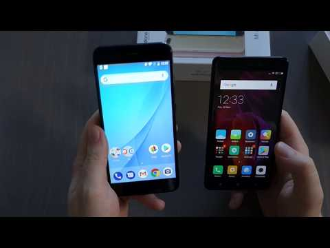 Xiaomi Mi A1 - představení, srovnání s Redmi Note 4