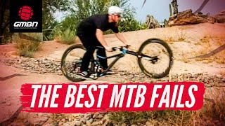 The Best Mountain Bike Fails Of The Month | GMBN's October Fails & Bails