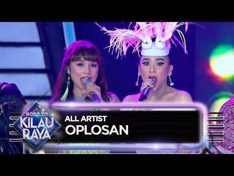 Tasya Rosmala, Nabila Gomez, Nurbayan Dll [OPLOSAN] - Road To Kilau Raya (31/3)